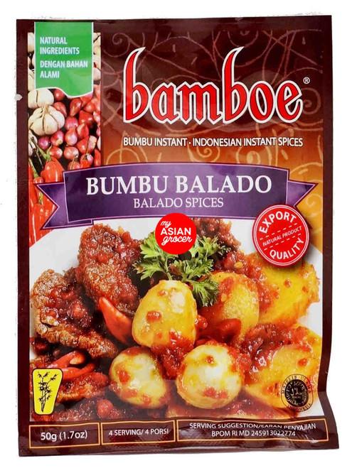 Bamboe Bumbu Balado Spices 50g