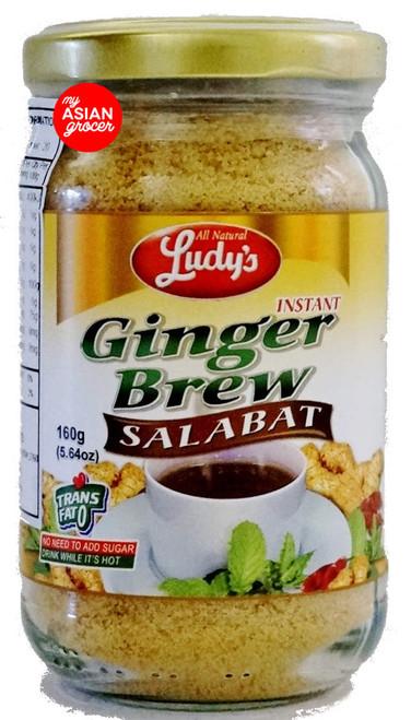 Ludy's Instant Ginger Brew Salabat 160g