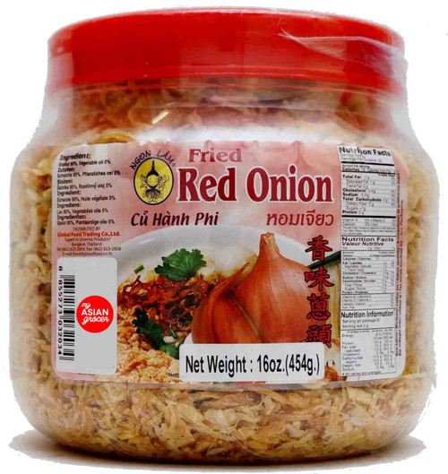 Ngon Lam Fried Red Onion 454g