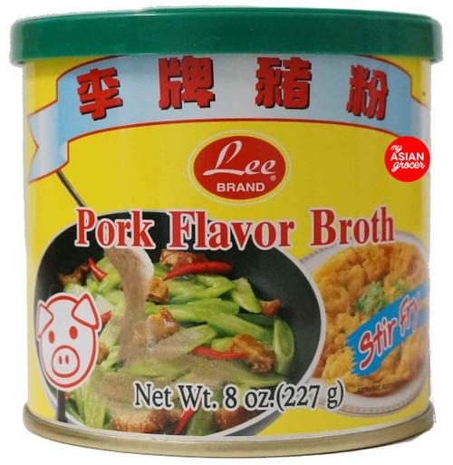 Lee Brand Pork Flavor Broth 227g