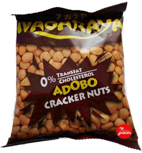Nagaraya Brand Adobo Cracker Nuts 160g