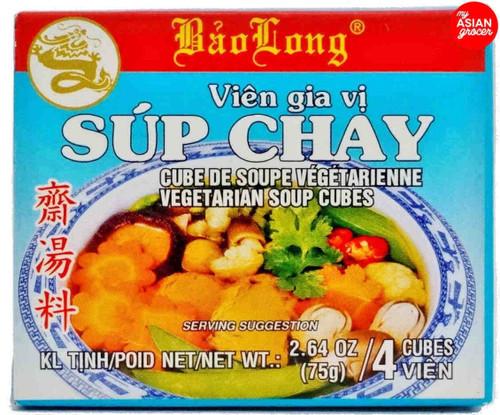 Bao Long Sup Chay 75g