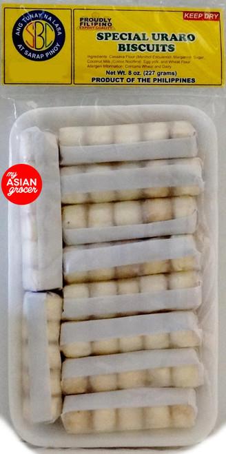 SBC Special Uraro Biscuits 227g