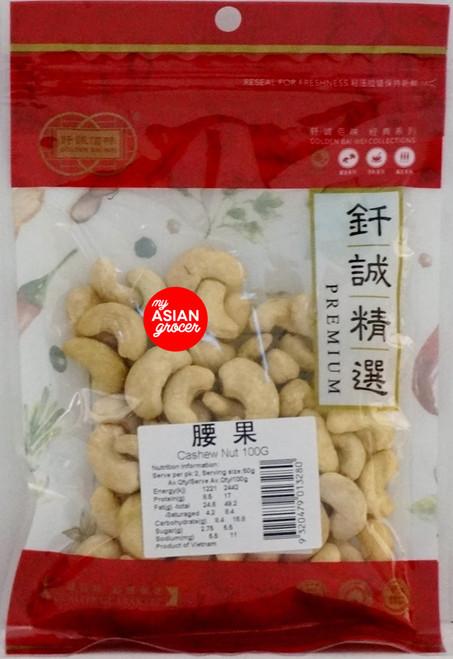 Golden Bai Wei Cashew Nut 100g