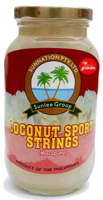 Sunnation Coconut Sport Strings 340g