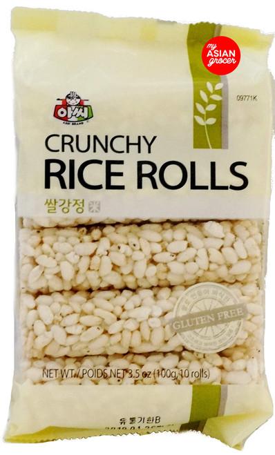 Assi Crunchy Rice Rolls 100g
