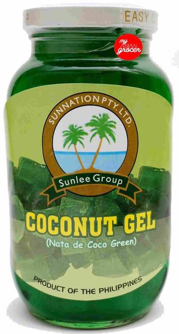 Sunnation Coconut Gel (Green) 340g