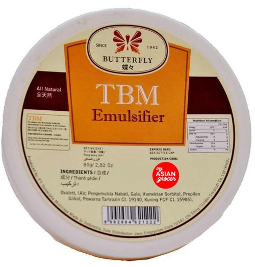 Butterfly TBM Emulsifier 80g