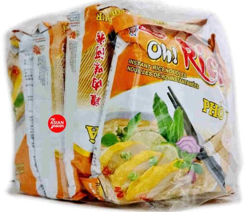 Acecook Oh! Ricey Pho Ga 70g x 4 Pack
