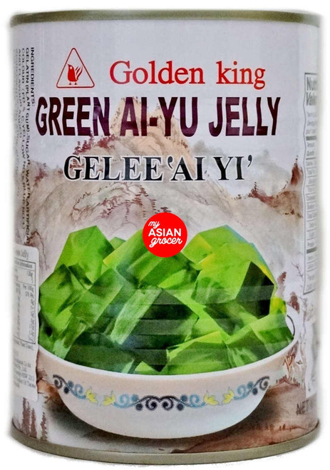 Golden King Green Ai-Yu Jelly 540g