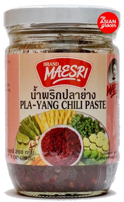 Maesri Pla-Yang Chili Paste 200g