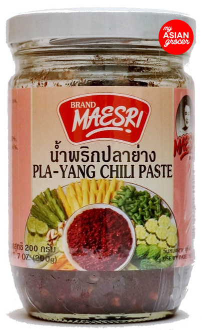 Maesri Pla-Yang Chili Paste 200g