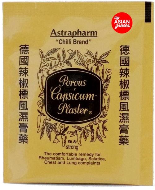 Astrapharm Porous Capsicum Plaster 8 Patches