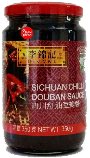 Lee Kum Kee Sichuan Chilli Douban Sauce 350g