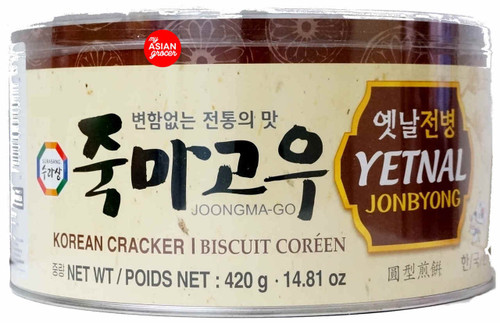 Surasang Joongma Go Korean Cracker 420g