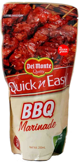 Del Monte Quick n Easy BBQ Marinade 200ml
