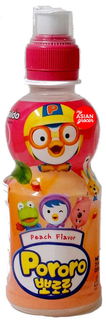 Paldo Pororo Peach 235ml
