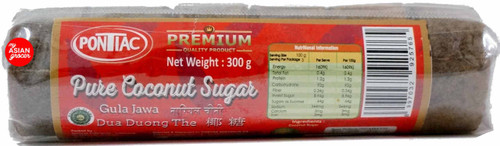 Pontiac Pure Coconut Sugar 300g