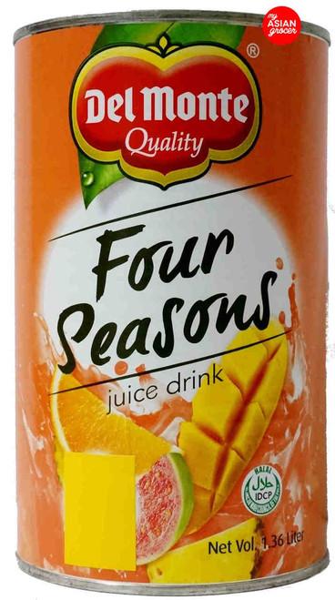 Del Monte Four Seasons Juice Drink 1.36L