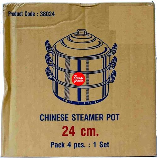 Chue Chin Hua Chinese Steamer Pot 24cm