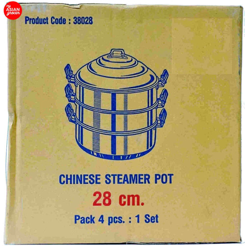 Chue Chin Hua Chinese Steamer Pot 28cm
