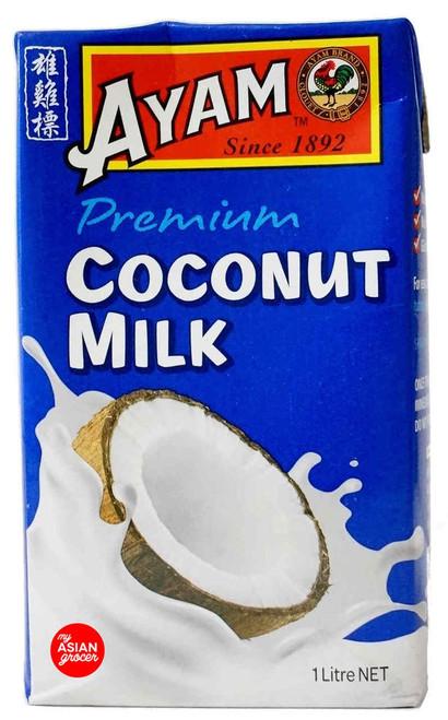 Ayam Coconut Milk 1L