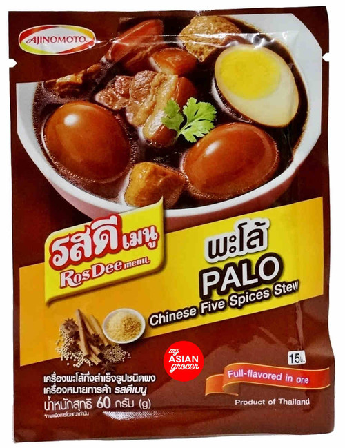 Ajinomoto Palo Chinese Five Spices Stew Powder 60g
