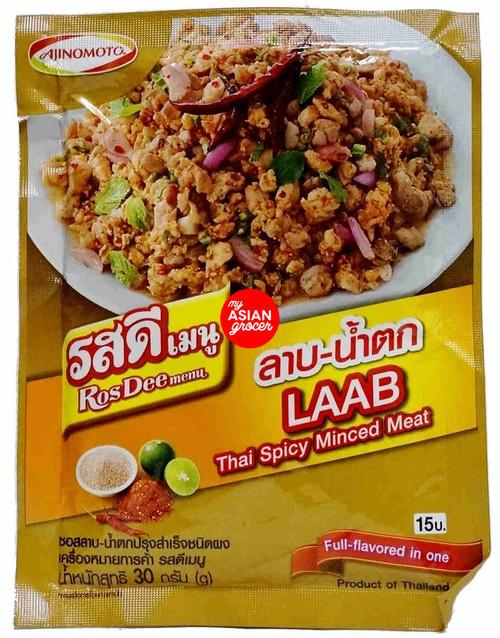 Ajinomoto Laab Namtok Sauce Powder 30g