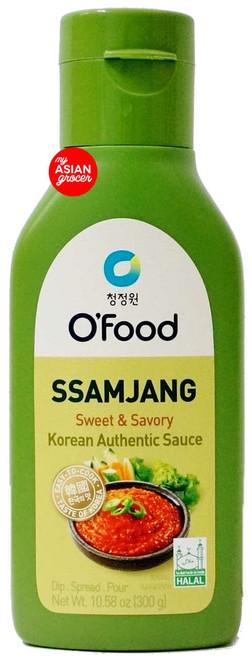 O'Food Ssamjang (Halal) 300g