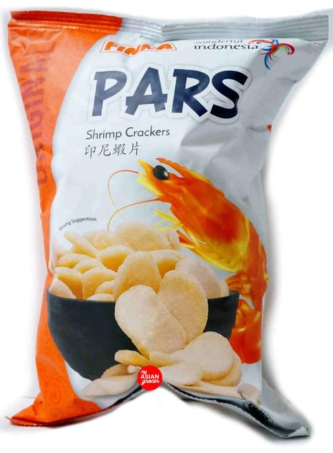 Finna Pars Shrimp Crackers 70g