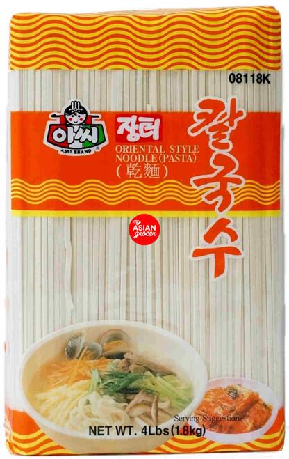 Assi Oriental Style Noodle (Kal guksu) 1.8kg