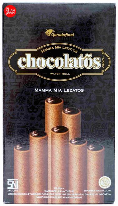 Garuda Food Chocolatos Wafer Roll 320g