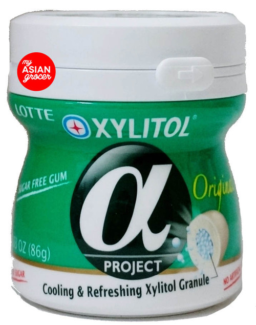 Lotte Xylitol aProject Original 86g