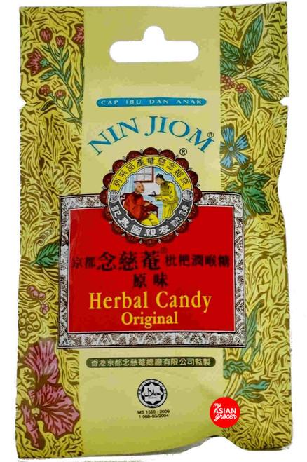 Nin Jiom Herbal Candy Original 20g