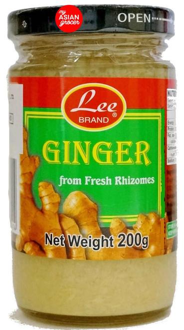 Lee Brand Ginger 200g