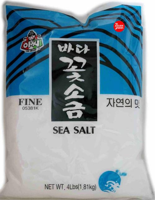Assi Sea Salt Fine 1.81kg