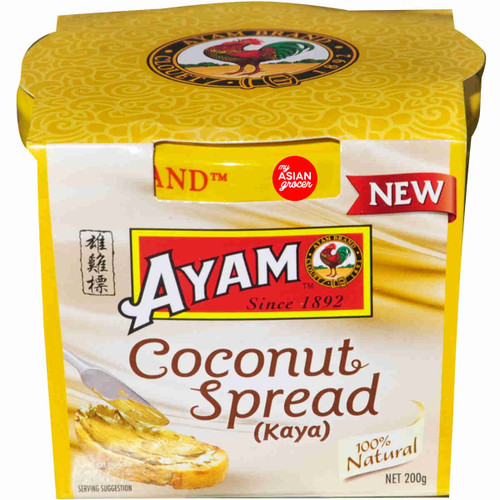 Ayam Coconut Spread (Kaya) 200g