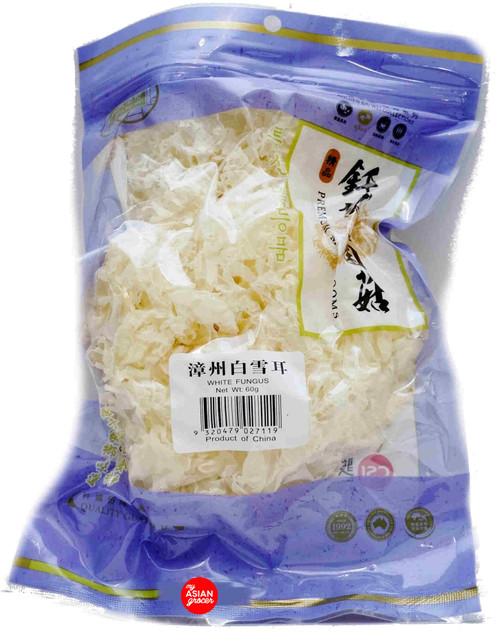 Golden Bai Wei White Fungus 60g