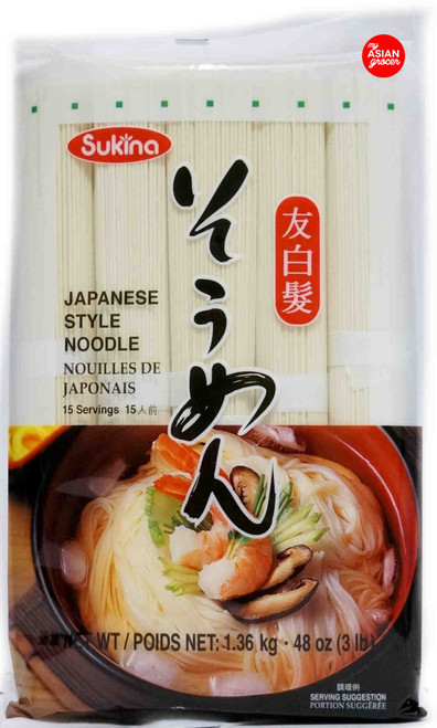 Sukina Japanese Style Noodle 1.36kg
