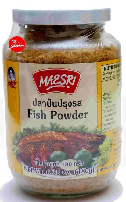 Maesri Fish Powder 180g