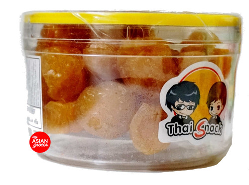 Thai Snack by Tong Dried Classic Plum with Honey 150g