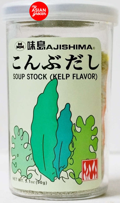 Ajishima Soup Stock (Kelp Flavor) 90g