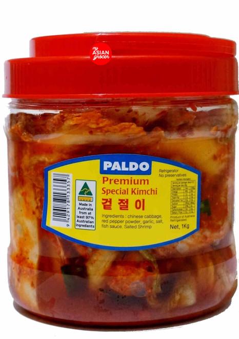 Paldo Premium Special Kimchi 1kg