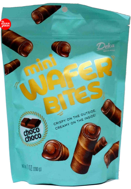 Deka Mini Wafer Bites Choco Choco 200g