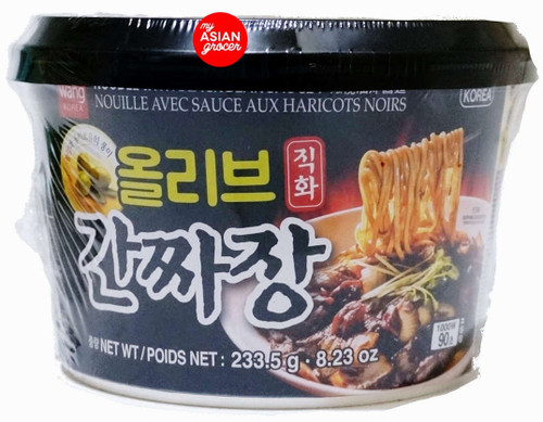 Wang Olive Gan Jajang Noodles with Black Bean Sauce 233.5g
