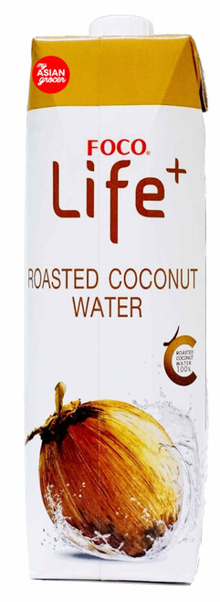 Foco Life Roasted Coconut Water 1000ml