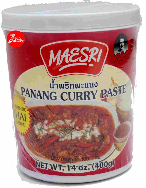 Maesri Panang Curry Paste 400g