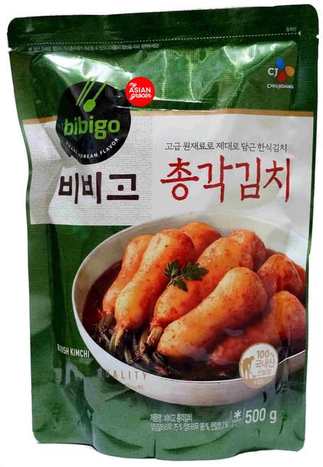 CJ Bibigo Radish Kimchi 500g