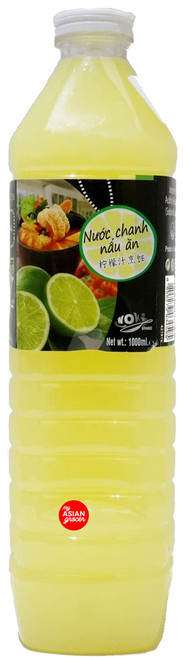 Wok Brand Lime Juice for Cooking 1000ml