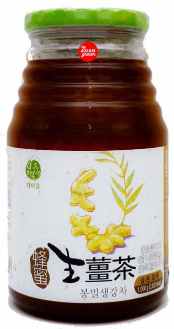 Tea & Joy Honey Ginger Tea 1000g